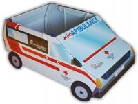Kartonautos 01, Spielauto für Kinder