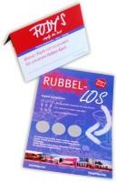 Rubbellose 02, Rubbelfeldkarten,