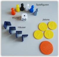 Spielfiguren, Spritzgussartikel