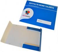 Kartonmappen 01, Sammelmappen aus Karton