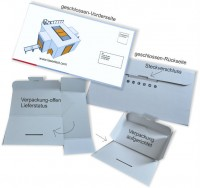 Postverpackungen 01, Mailingkarton