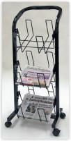 Drahtdisplay 34, Drahtaufsteller, POS Display, Zeitungsdispenser
